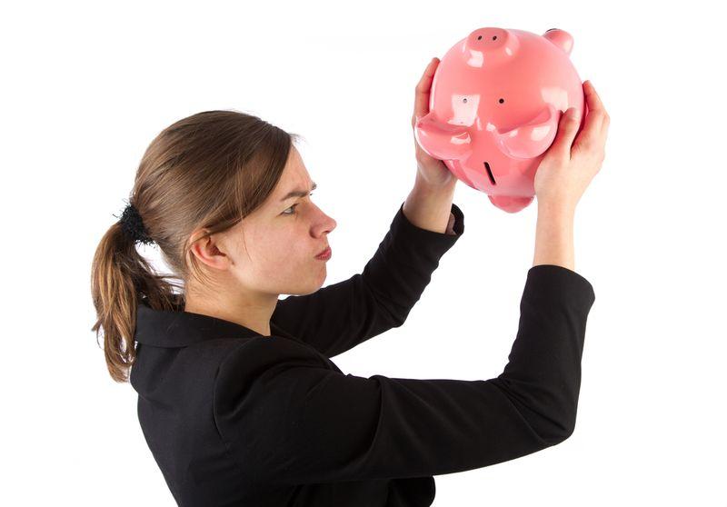 Piggybankempty