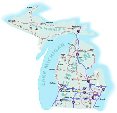 MichiganRoads