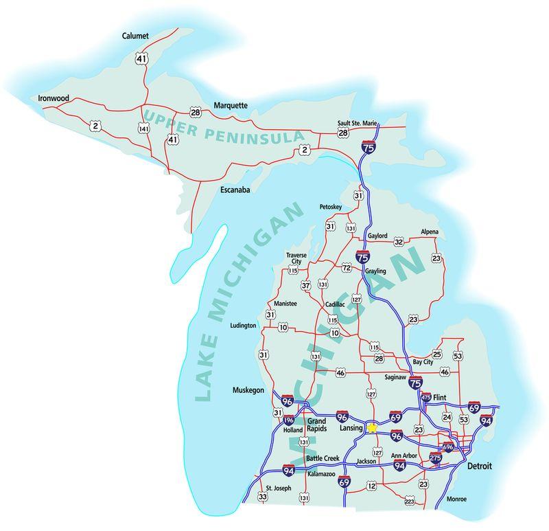 MichiganRoads