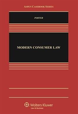 Porter Consumer Law