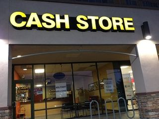 Cash store smaller